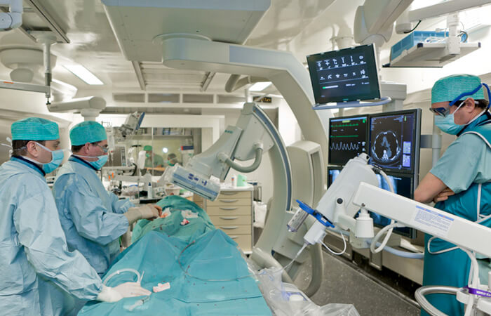 Invasive & interventional cardiology